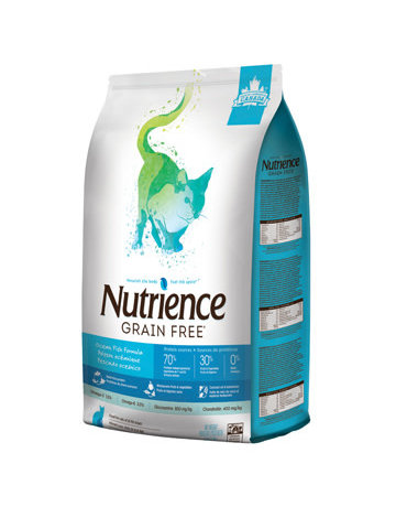 Nutrience Nutrience chat sans grains poisson océanique