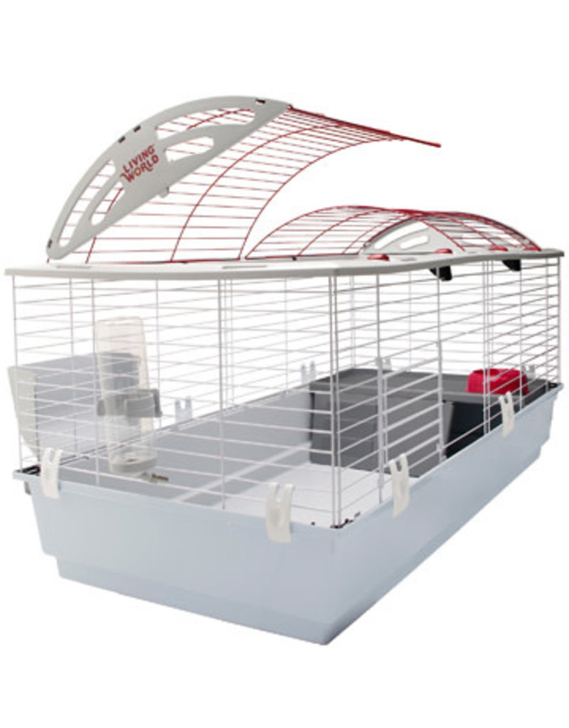 Living World Living world cage Tgrande deluxe pour lapins