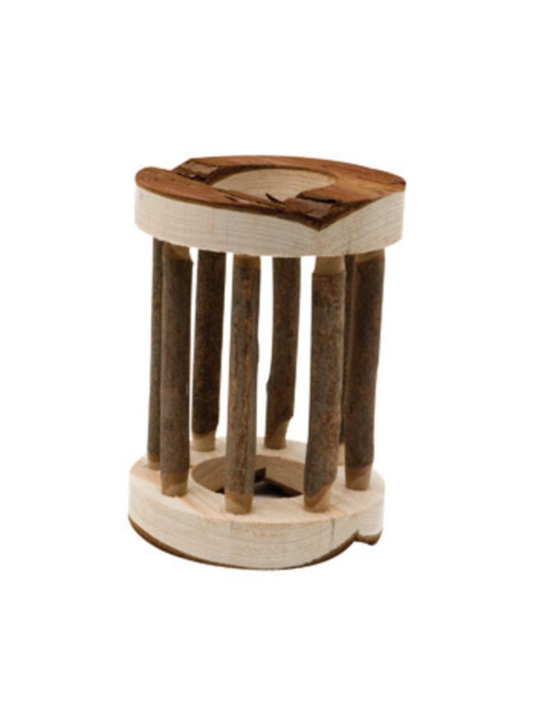 Living World Living world treehouse bois entièrement naturel
