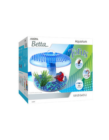 Marina Marina betta torus aquarium 3L
