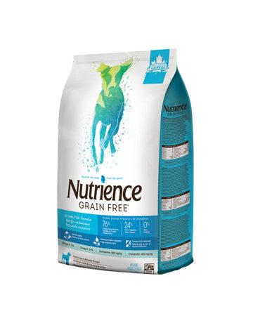 Nutrience Nutrience chien sans grain poisson océanique 11lbs