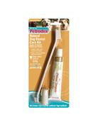 Petrodex Petrodex trousse de soins dentaires pour chiens arôme d'arachide