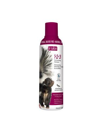 LeSalon LeSalon shampooing éliminateur d'odeur de mouffette 375ml