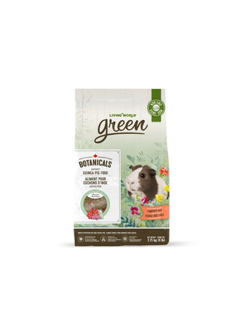 Living World Living World green aliment pour cochons d'inde adulte 2.75kg