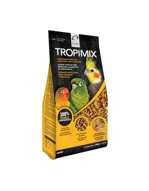 Tropimix Tropimix aliment enrichi pour perruches calopsittes et inséparables 908g (6)