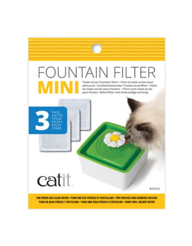 Catit Catit filtre à triple action pour abreuvoir 3 unités