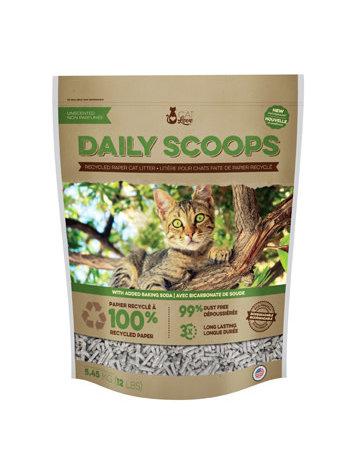 Catlove Cat love daily scoop litière à chat 5.45kg