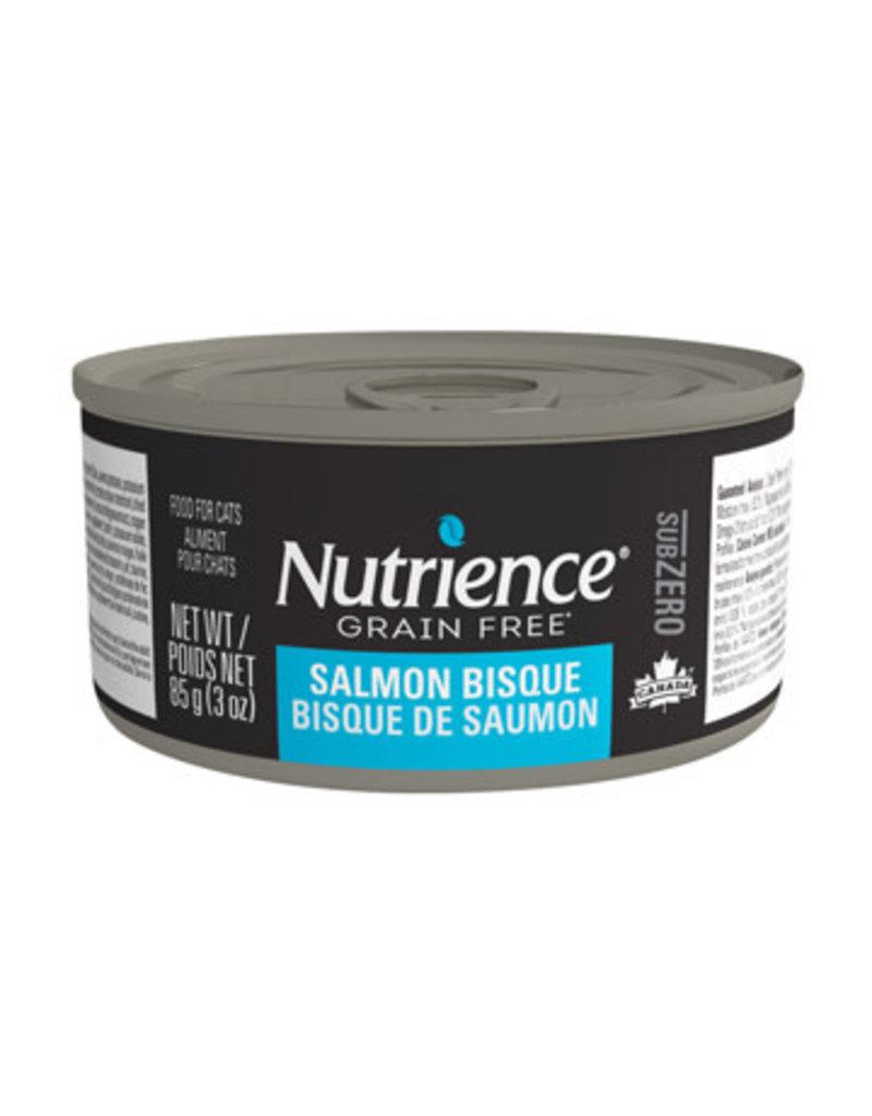 Nutrience Nutrience subzero sans grain repas au saumon 3oz (24)