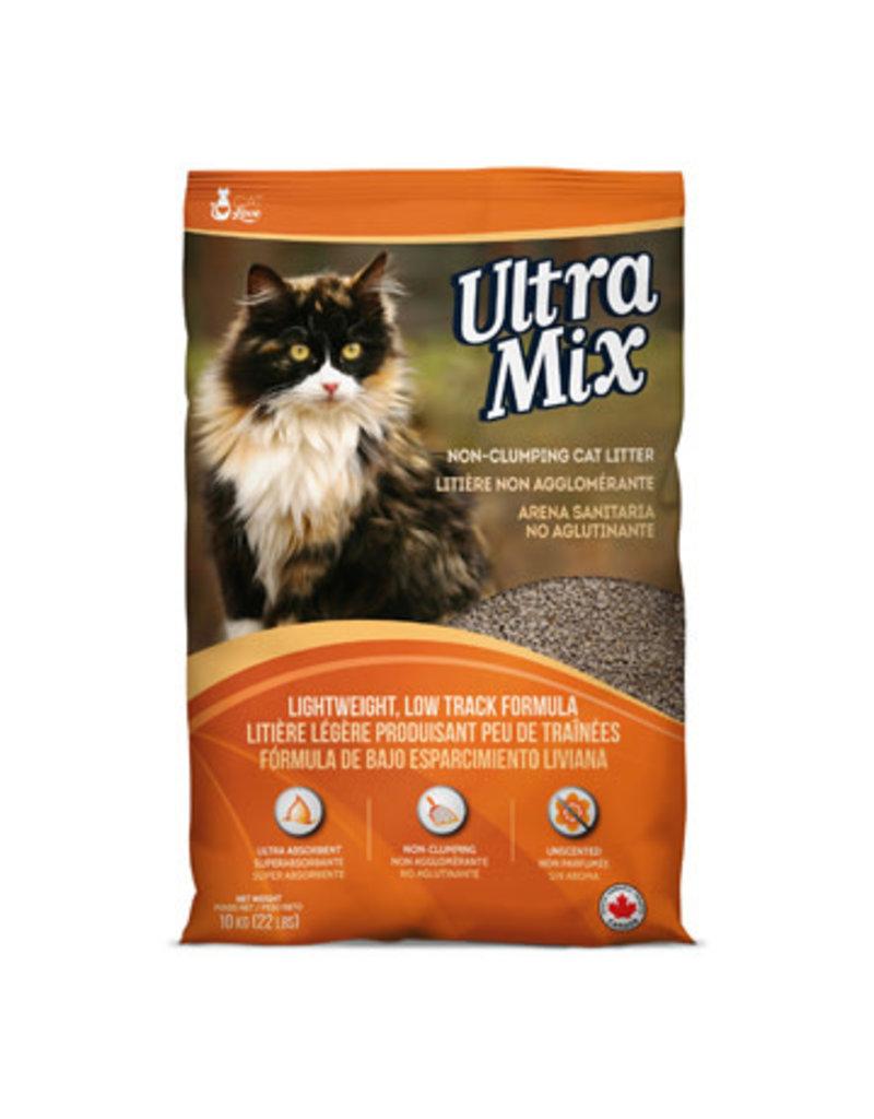 Catlove Ultra mix litière non agglomérante 10kg