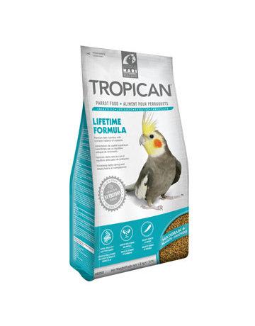 Tropican Tropican aliment pour perroquets granulés de 2mm 1.8kg (4)
