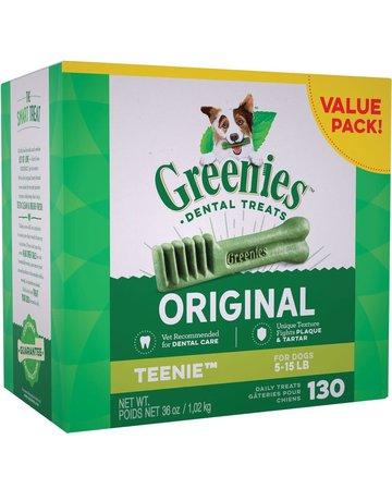 Greenies Greenies teenie pour chiens 36oz -