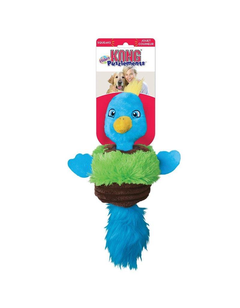 Kong Kong puzzlements hiderz oiseau grand .