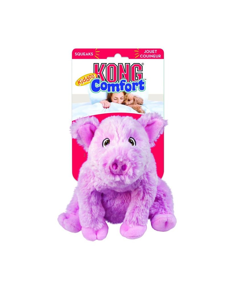 Kong Kong kiddos comfort cochon petit
