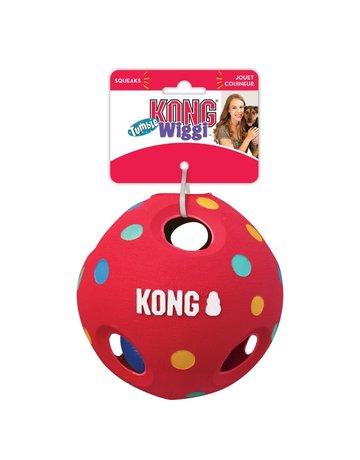 Kong Kong wiggi balle moyen/grand