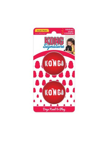 Kong Kong signature balle paquet 2 petite