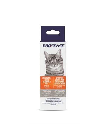 Spectrum Prosense vermifuge liquide pour chat 4oz