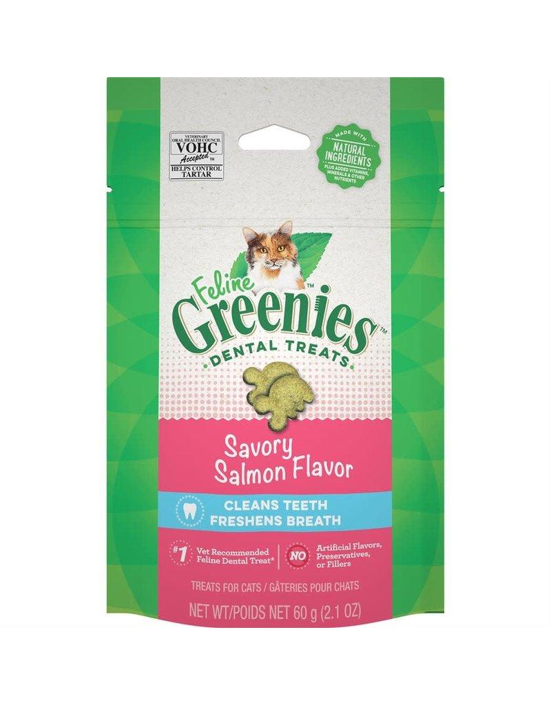 Greenies Greenies chat gâteries dentaires saveur saumon