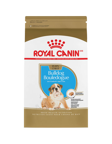 Royal Canin Royal canin bouledogue anglais chiot 30lb -