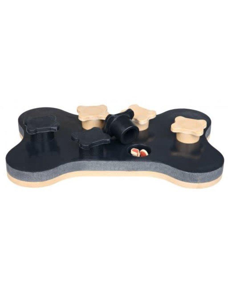 Trixie Trixie jouet stratégique game bone pour chien