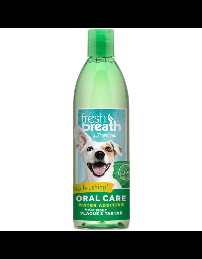 Tropiclean Tropiclean fresh breath additif pour l'eau 236ml