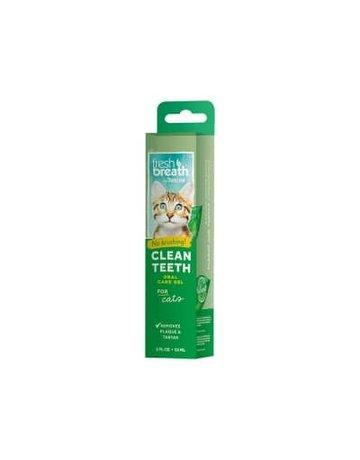 Tropiclean Tropiclean fresh breath gel nettoyant pour les dents de chats 2oz