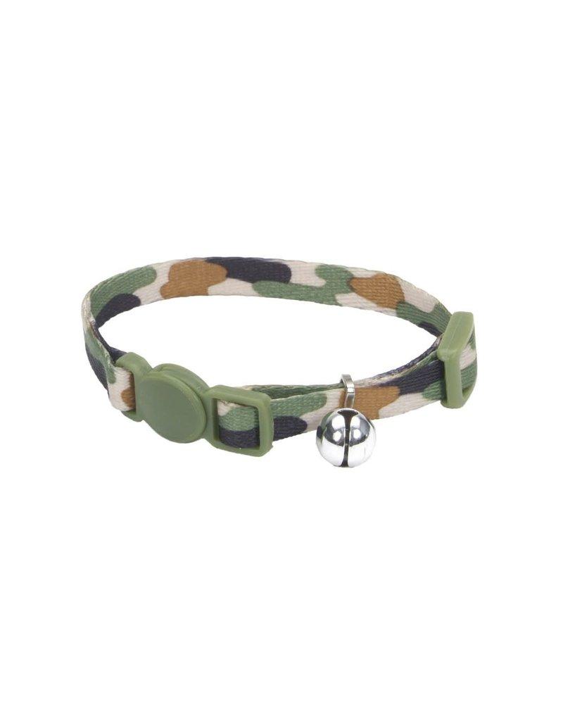 "Coastal Coastal li'l pals safety collar pour chats camouflage 5/16""x6-8"" CBB"