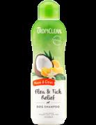Tropiclean Tropiclean shampooing pour chien margouisier et agrumes  20oz .