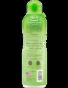 Tropiclean Tropiclean shampooing pour animaux désodorisant aloès et noix de coco  20oz