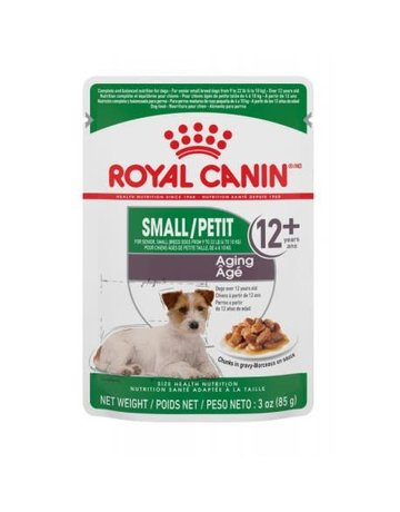 Royal Canin Royal Canin pochette morceaux en sauce petit