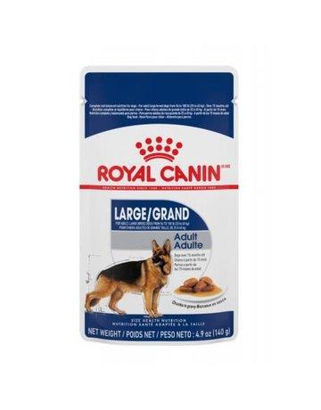 Royal Canin Royal Canin pochette morceaux en sauce grand
