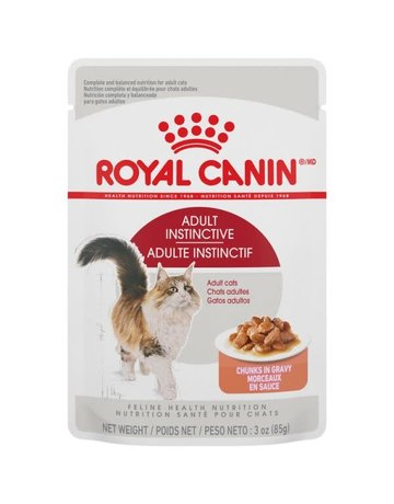 Royal Canin Royal Canin pochette adulte instinctif 3 oz (12)