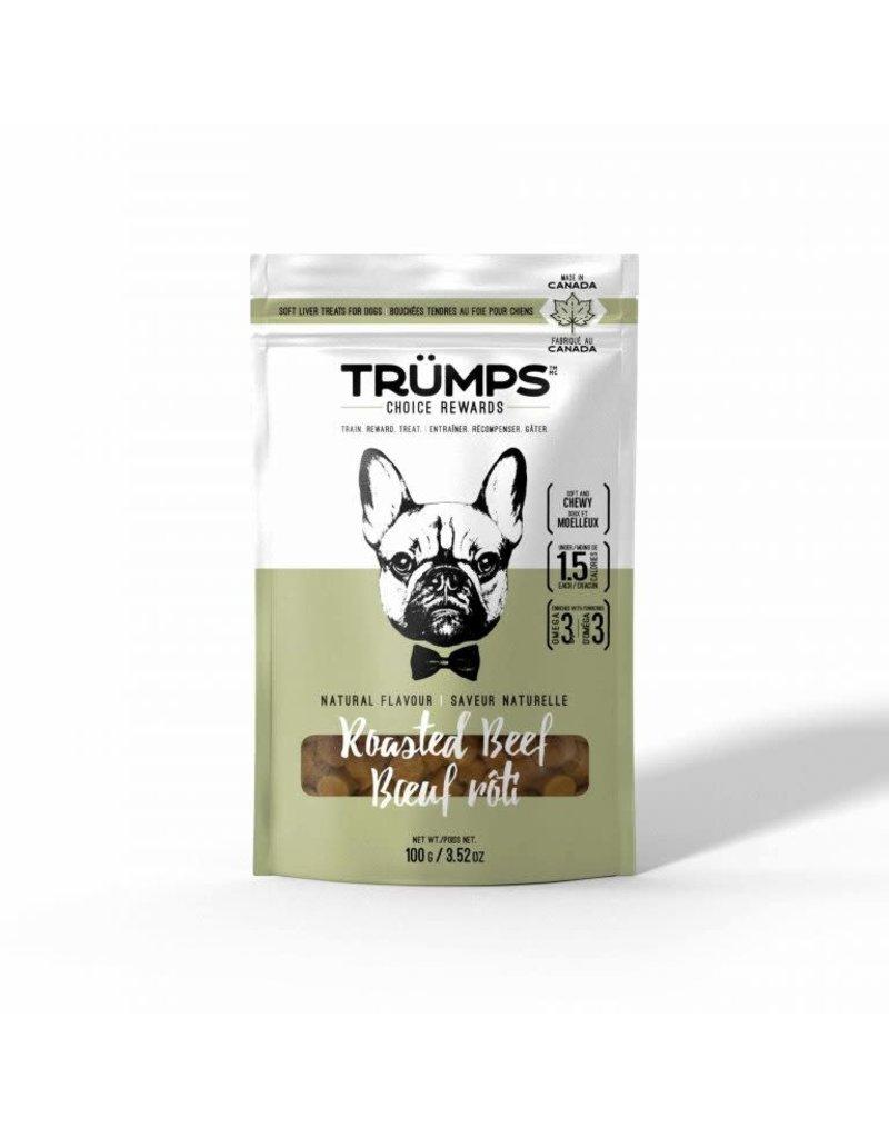 Trumps Trümps bouchées tendres au boeuf 100g