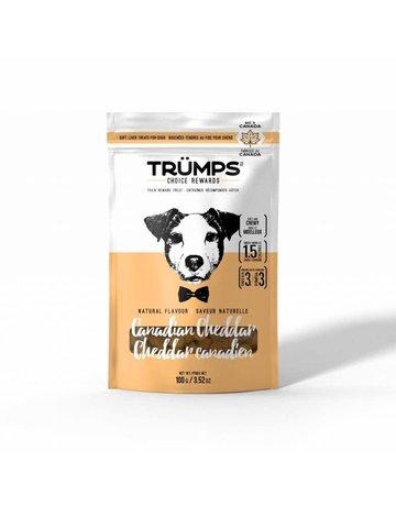 Trumps Trümps bouchées tendres au cheddar canadien 100g //