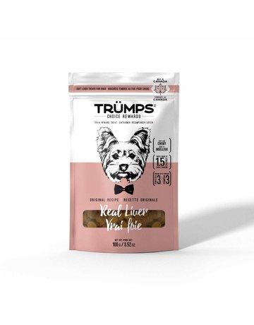 Trumps Trümps bouchées tendres au foie 100g