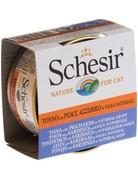 Schesir Schesir entrée au thon avec sardines 85g (14)