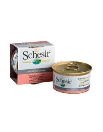 Schesir Schesir entrée au saumon 85g (14)