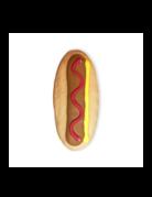 Bosco & Roxy's Bosco & Roxy's hot dog
