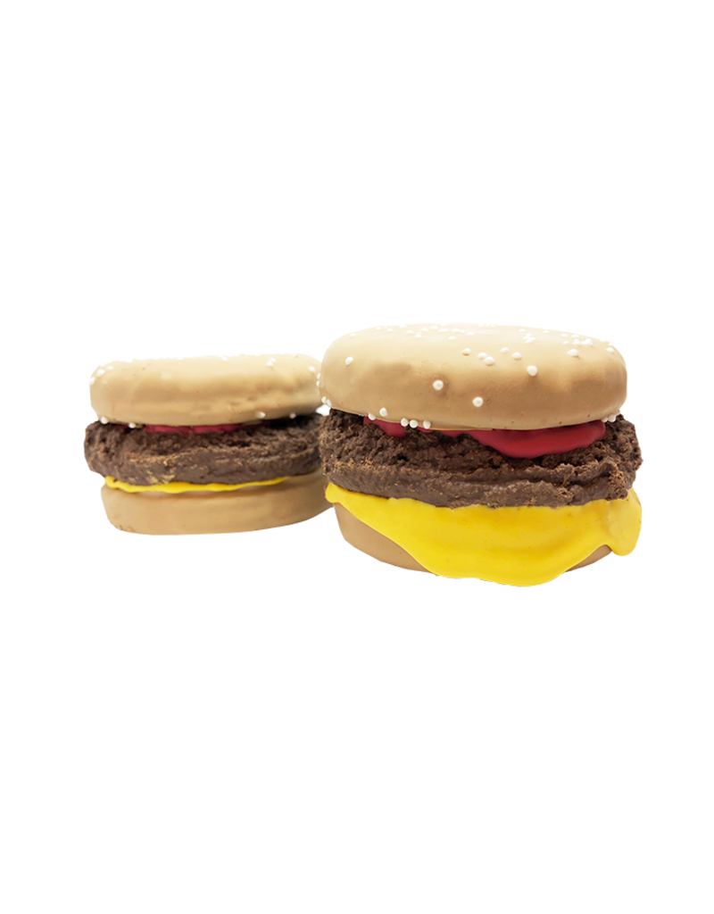 Bosco & Roxy's Bosco & Roxy's biscuit burger (16)