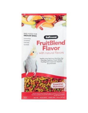 Zupreem Zupreem fruitblend avec saveurs naturelles 14oz