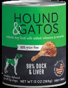 Hound&Gatos Hound&Gatos canard 13oz (12)