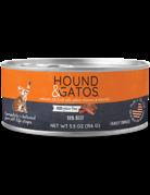 Hound&Gatos Hound&Gatos boeuf 5.5oz (24)