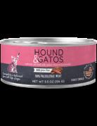 Hound&Gatos Hound&Gatos viandes paléolitiques 5.5oz (24)