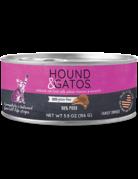 Hound&Gatos Hound&Gatos porc 5.5oz (24) //