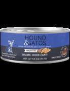 Hound&Gatos Hound&Gatos agneau, poulet & saumon 5.5oz (24)