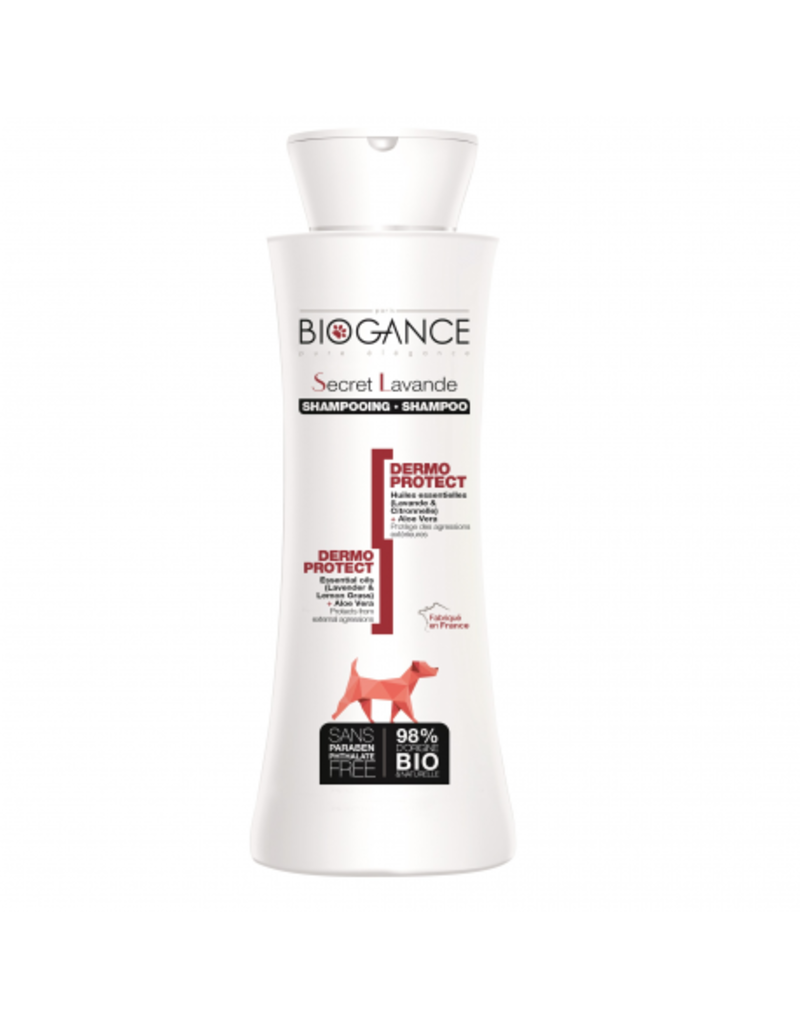 Biogance Biogance secret lavande shampoing dermo protect 250ml