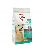 1st choice 1st choice chien léger poids santé adulte