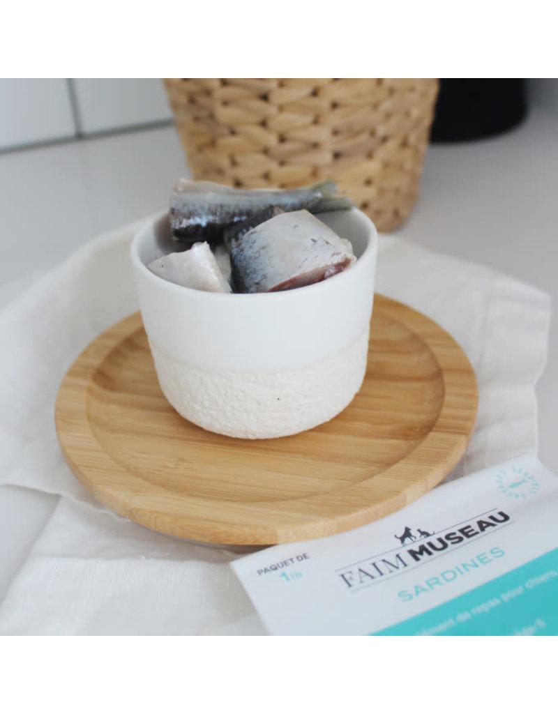 Faim museau Faim museau sardines 1lb