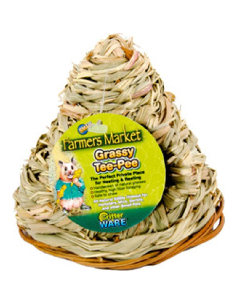 CritterWare Critterware grassy tee-pee grand .