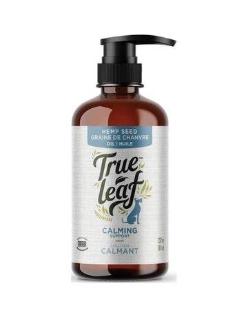 True leaf True leaf huile soutien calmant 8oz