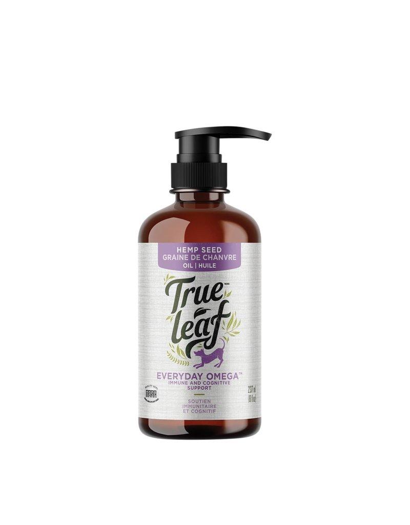 True leaf True leaf huile soutient immunitaire et cognitif 8 oz